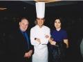 Guy Bardel avec Christian Guzman Chef du CUBE